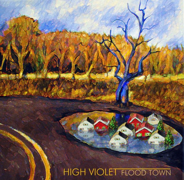 High Violet - Flood Town